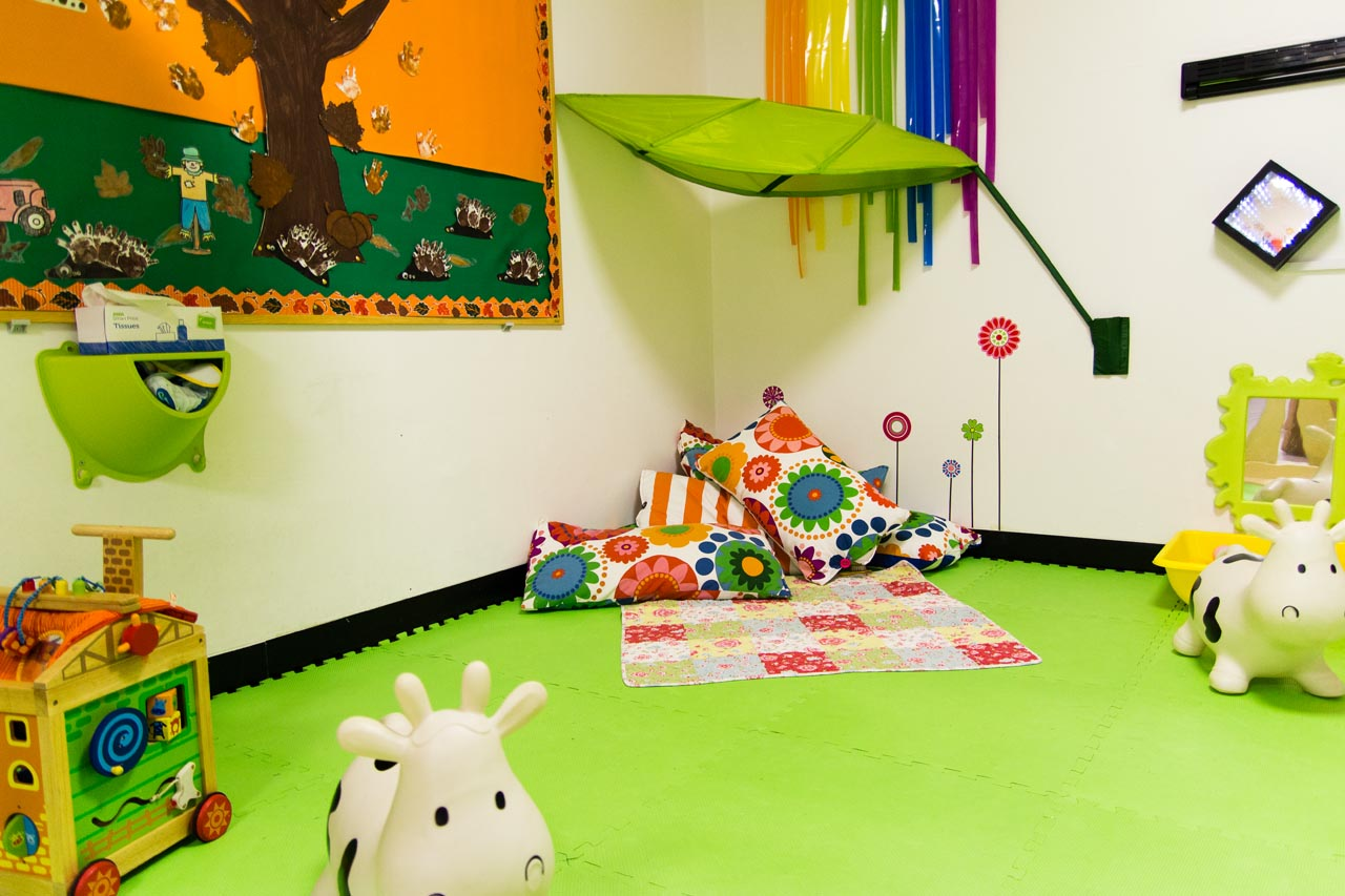 Baby Room Little Treasures And Pirates Den Day Care Nursery