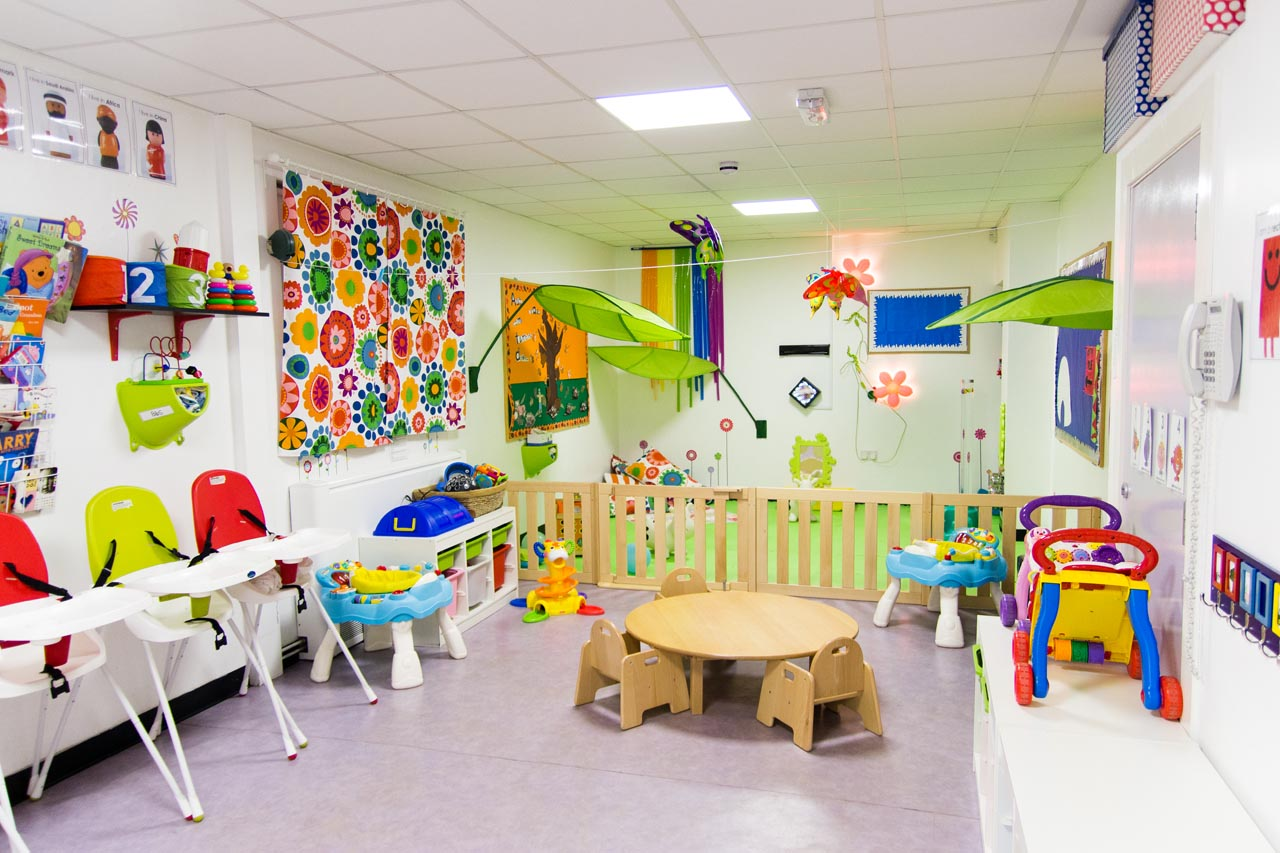 Welcome To The Baby Room